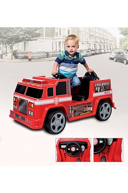 6V Fire Engine