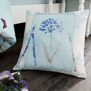 Botanical Sketchbook Cushion Cover
