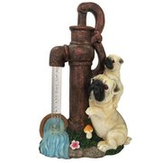 Solar Pump Garden Ornament