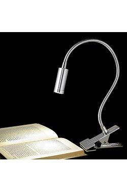 Hobby/Study Clip-On Lamp