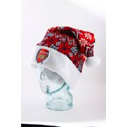 Ugly Knit Santa Hat - Arsenal