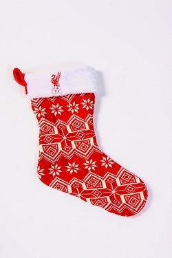 Ugly Knit Stocking - Liverpool