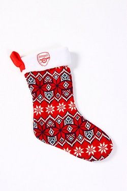 Ugly Knit Stocking - Arsenal