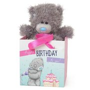 Me To You: Birthday Gift Bag Bear