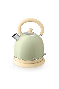 Swan 1.8L Retro Dome Kettle