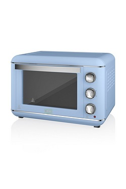Swan Mini Retro Electric Oven