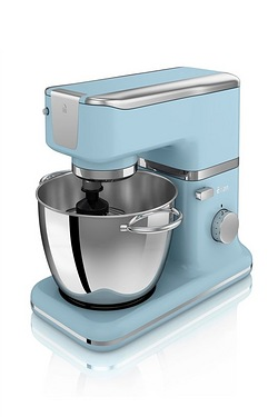 Swan Retro Square Stand Mixer