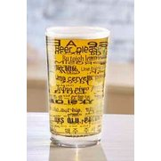 26 Language Pint Glass