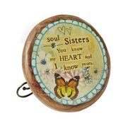 Soul Sisters Wooden Plaque