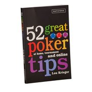 52 Great Poker Tips Book