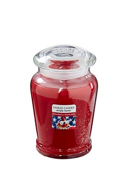 Yankee Candle Medium Strawberry Sho...