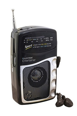 Lloytron Entertainer Personal Radio