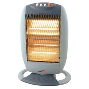 Lloytron Halogen Heater With 3 Heat...
