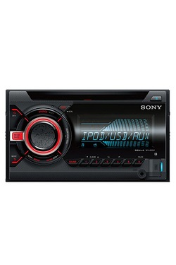 Sony Double Din CD Tuner With USB