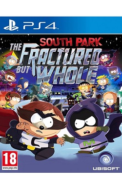 PS4: South Park The Fractured But W...