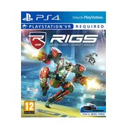 PS4: Rigs: Mechanized Combat League