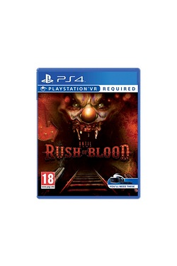 PS4: Until Dawn: Rush Of Blood