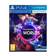PS4: Playstation VR Worlds