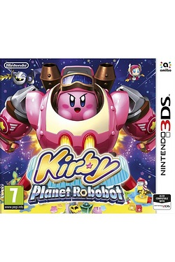 3DS: Kirby Planet Robobot