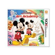3DS: Disney Art Academy