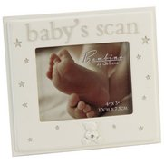 Baby's Scan Photo Frame