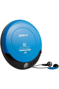Groov-e Retro Series CD Player