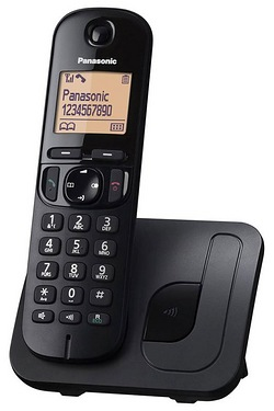 Panasonic Cordless Telephone With N...
