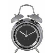 Small Neptune Twin Bell Alarm Clock