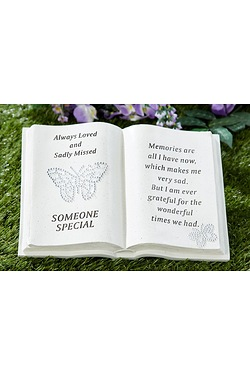 Diamante Butterfly Book