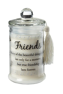 Friends Candle In A Jar