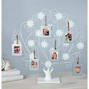 Flower Family Tree Frame