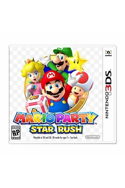 3DS: Mario Party Star Rush