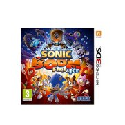 3DS: Sonic Boom: Fire & Ice