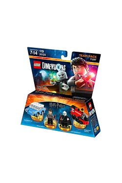LEGO Dimensions Team Pack: Harry Po...