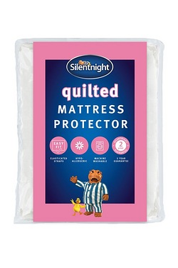 Silentnight Mattress Protector - Qu...