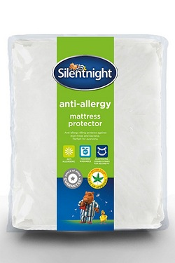 Silentnight Mattress Protector - An...