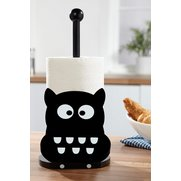Owl Kitchen Roll Holder