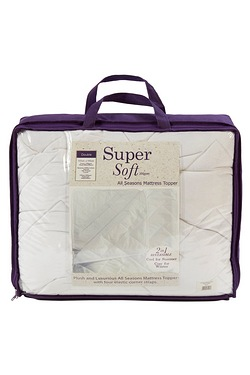 Cascade Super Soft Mattress Topper ...