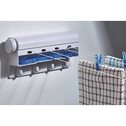 Retractable Clothes Line With Acces...