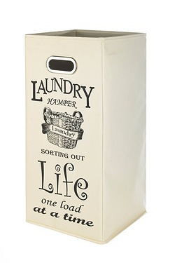 Laundry Life Hamper