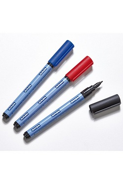 Set Of 3 Universal Labelling Pens