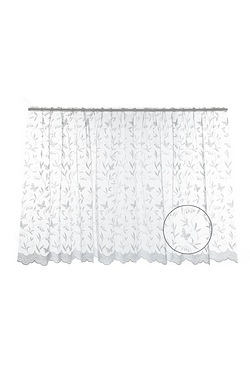 Hawaii Butterfly Panel Net Curtains