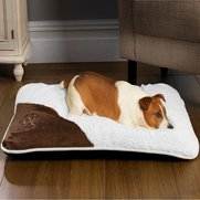 Large Pet Bed With Washable Cover