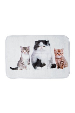 Pet Bath Mat - Cat