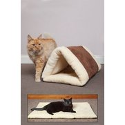 2-In-1 Cat Bed & Tunnel