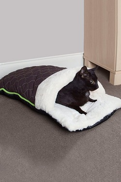 Cat Slipper Bed