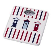 Beach Hut Bathroom Scales