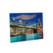 New York LED Canvas