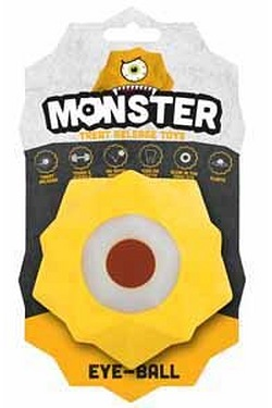 Monster Treat Release Pet Toy