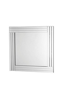 Classic Silver Bevelled Mirror - Re...